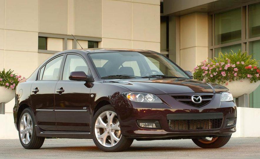 2008 Mazda 3 interior - Slide 13