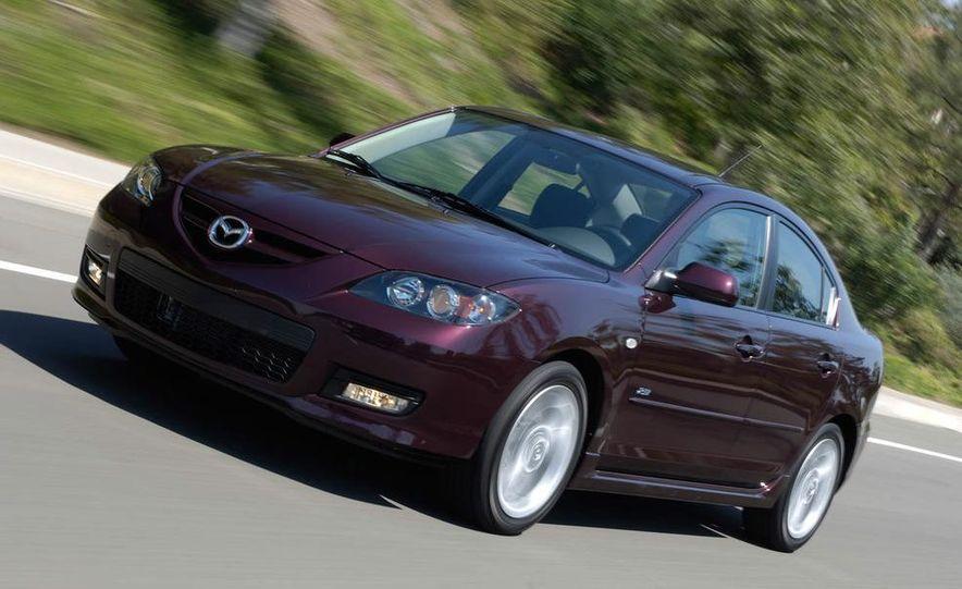 2008 Mazda 3 interior - Slide 14