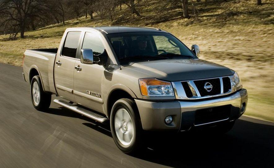 2008 Nissan Titan - Slide 1