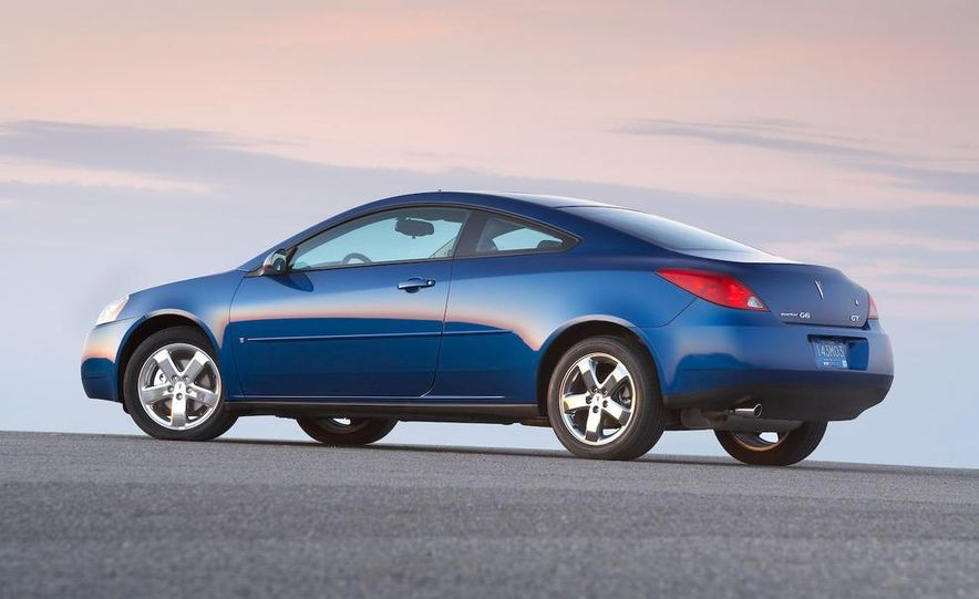 2008 Pontiac G6 GT coupe - Slide 1