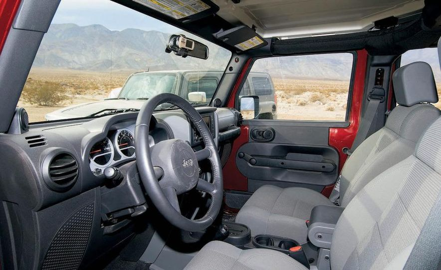 2008 Hummer H3 Alpha and Jeep Wrangler Unlimited Rubicon - Slide 4
