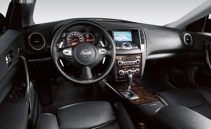 2009 Nissan Maxima - Slide 32