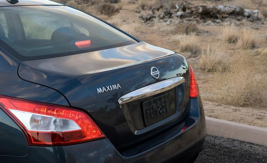 2009 Nissan Maxima - Slide 27