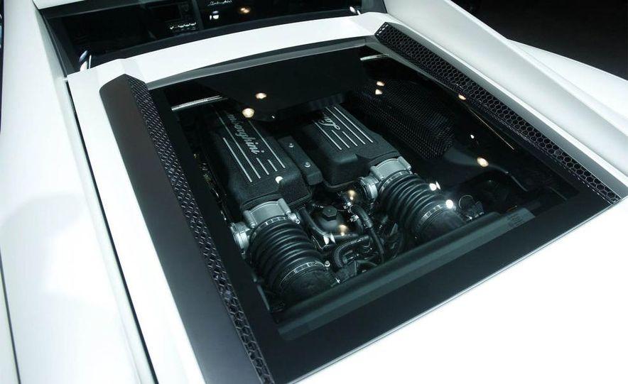 2009 Lamborghini Gallardo LP560-4 - Slide 4