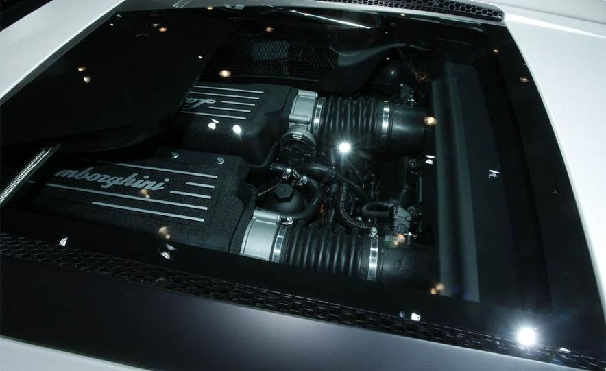 2009 Lamborghini Gallardo LP560-4 - Slide 9