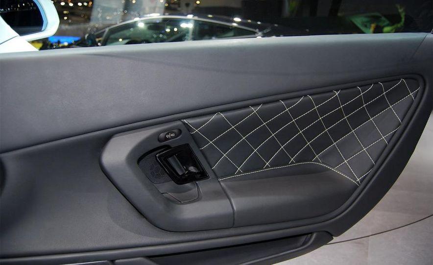 2009 Lamborghini Gallardo LP560-4 - Slide 26