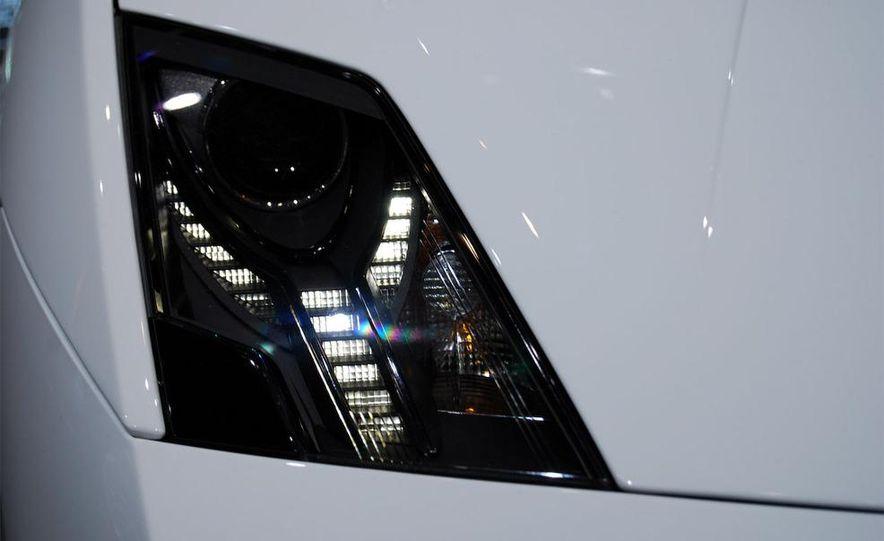 2009 Lamborghini Gallardo LP560-4 - Slide 21