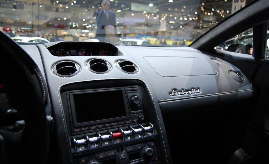 2009 Lamborghini Gallardo LP560-4 - Slide 28