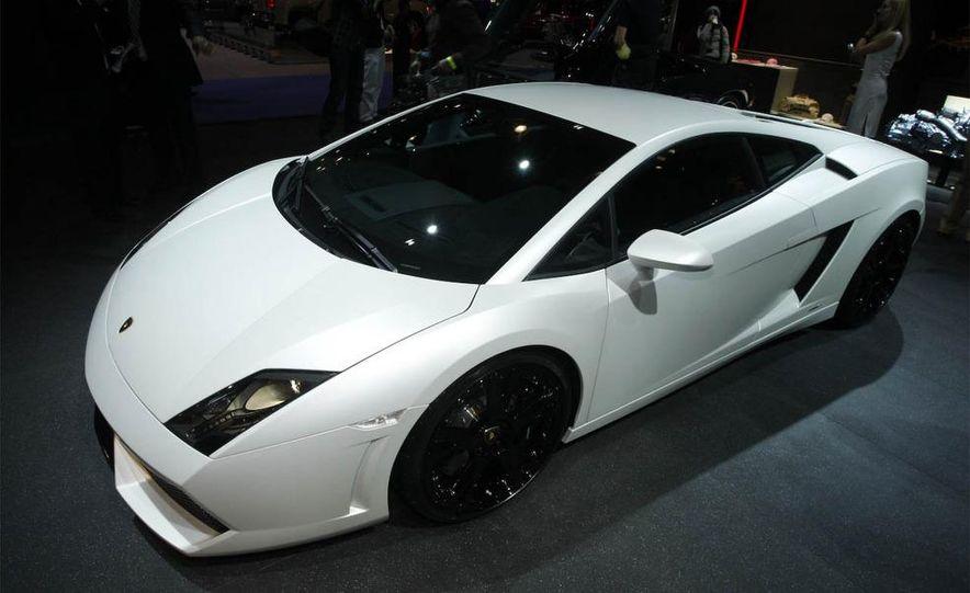 2009 Lamborghini Gallardo LP560-4 - Slide 3