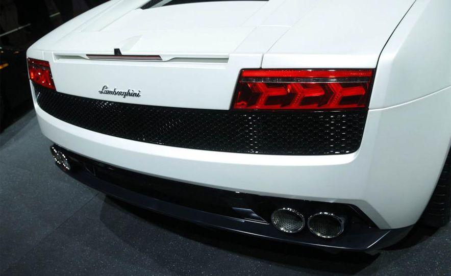 2009 Lamborghini Gallardo LP560-4 - Slide 5