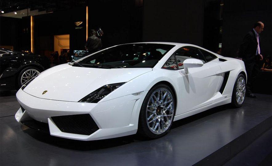 2009 Lamborghini Gallardo LP560-4 - Slide 13