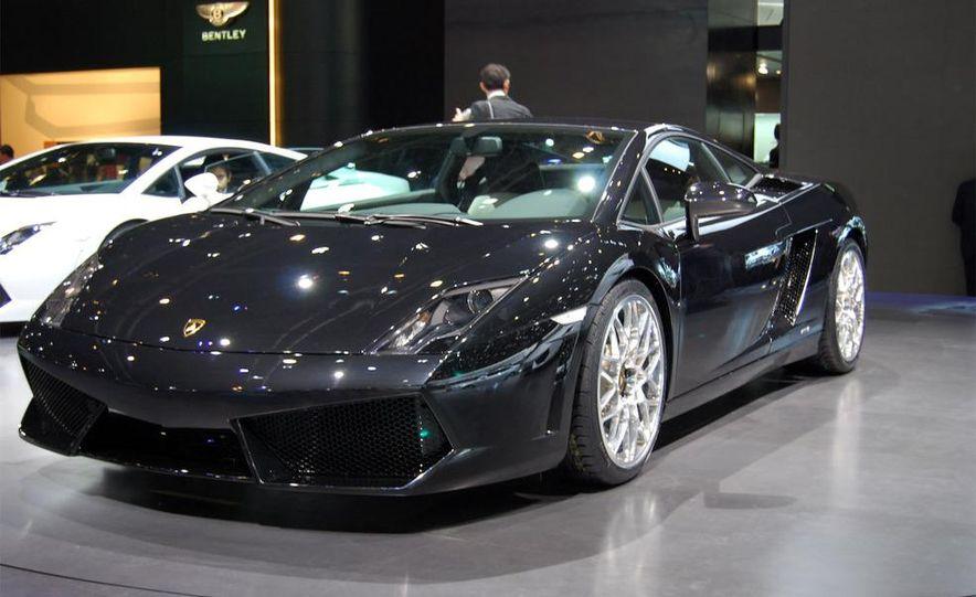 2009 Lamborghini Gallardo LP560-4 - Slide 22