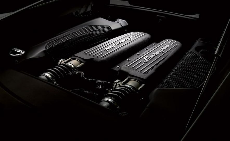 2009 Lamborghini Gallardo LP560-4 - Slide 42