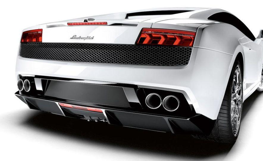 2009 Lamborghini Gallardo LP560-4 - Slide 30