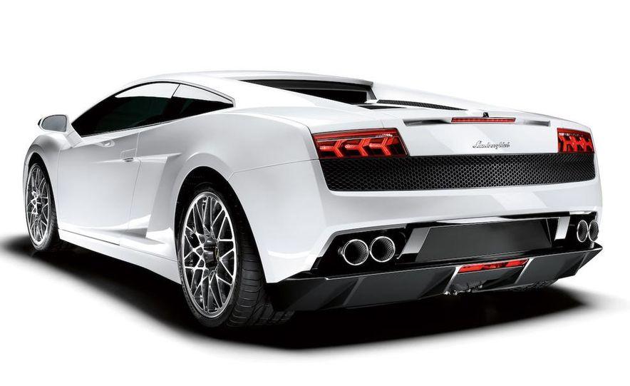 2009 Lamborghini Gallardo LP560-4 - Slide 31
