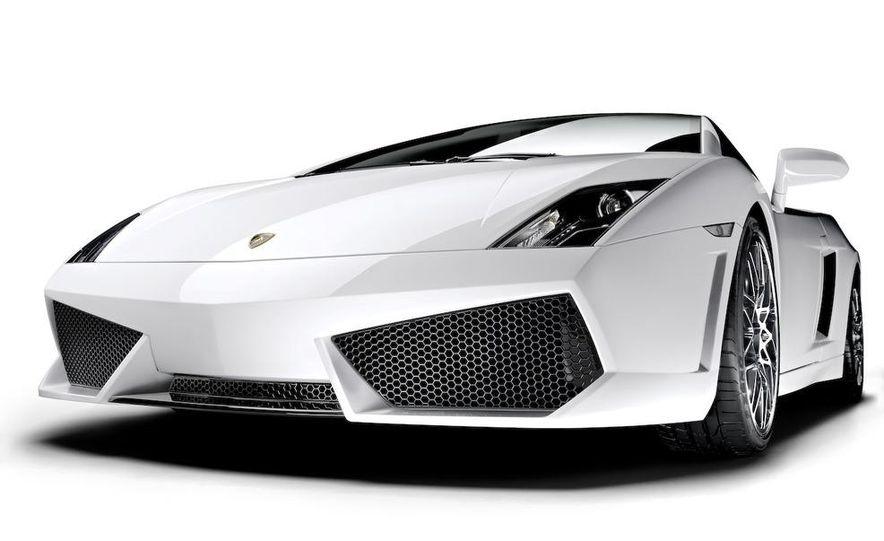 2009 Lamborghini Gallardo LP560-4 - Slide 32