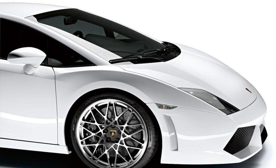 2009 Lamborghini Gallardo LP560-4 - Slide 33