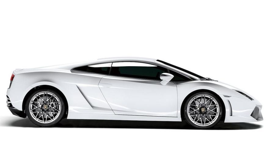 2009 Lamborghini Gallardo LP560-4 - Slide 37