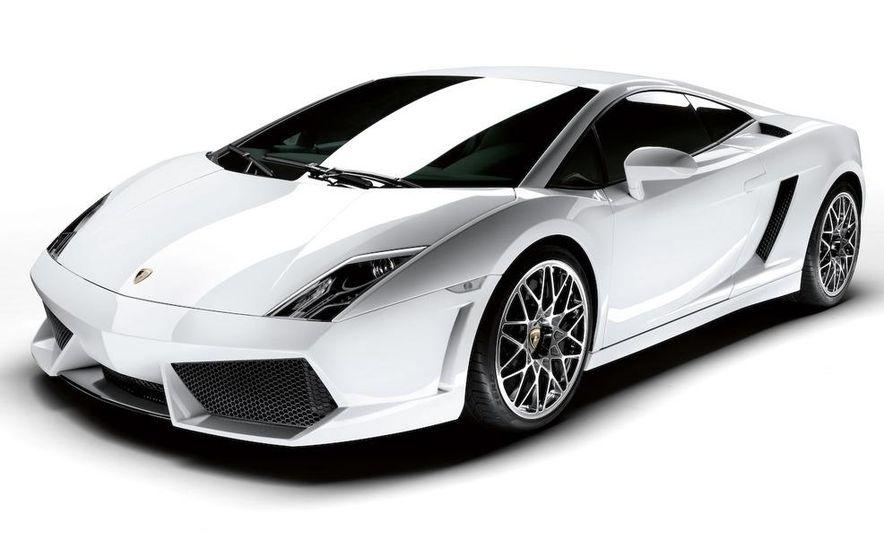 2009 Lamborghini Gallardo LP560-4 - Slide 40