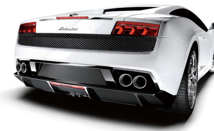 2009 Lamborghini Gallardo LP560-4 - Slide 41
