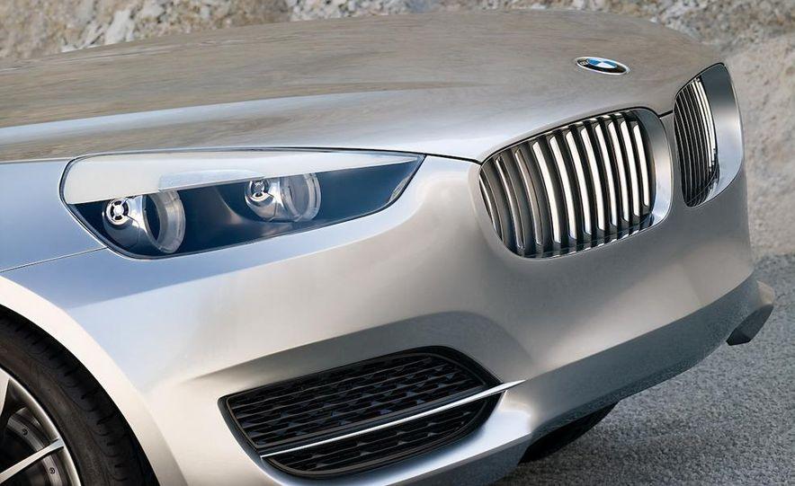BMW Concept CS - Slide 23