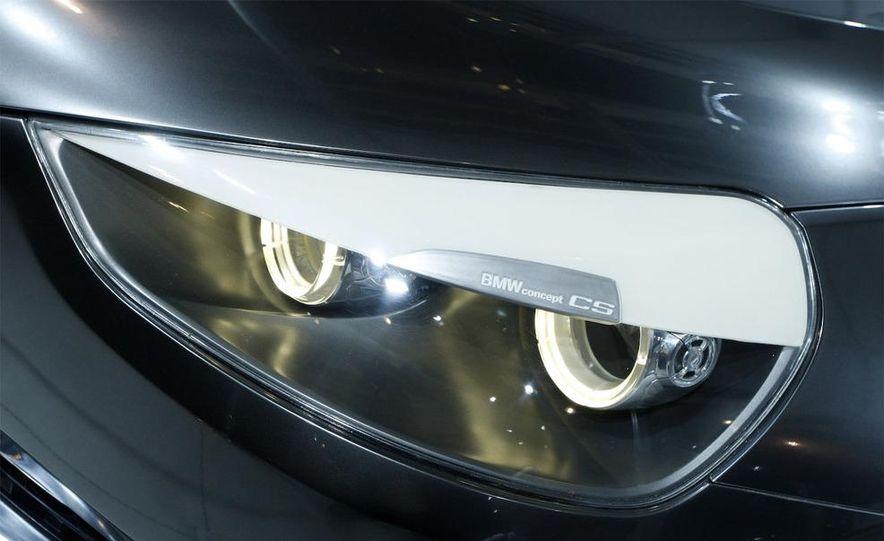 BMW Concept CS - Slide 10