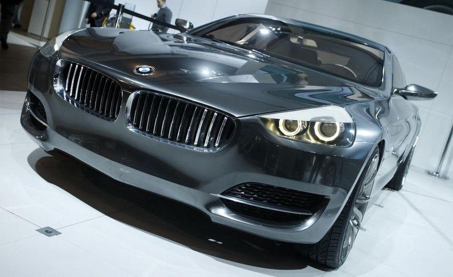 BMW Concept CS - Slide 3