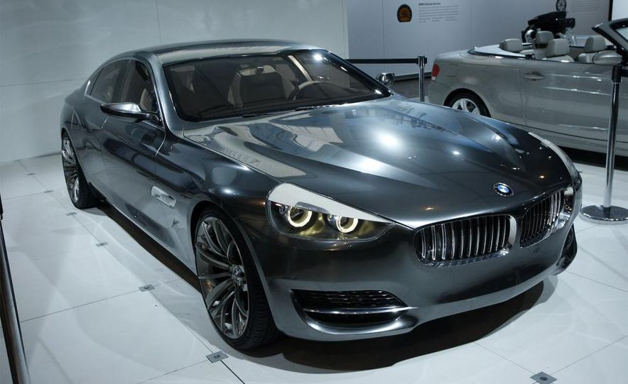 BMW Concept CS - Slide 4