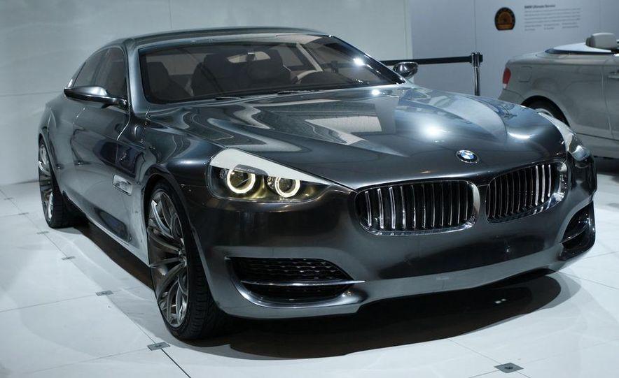 BMW Concept CS - Slide 5