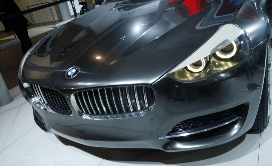 BMW Concept CS - Slide 8