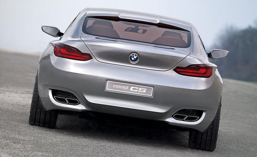 BMW Concept CS - Slide 14