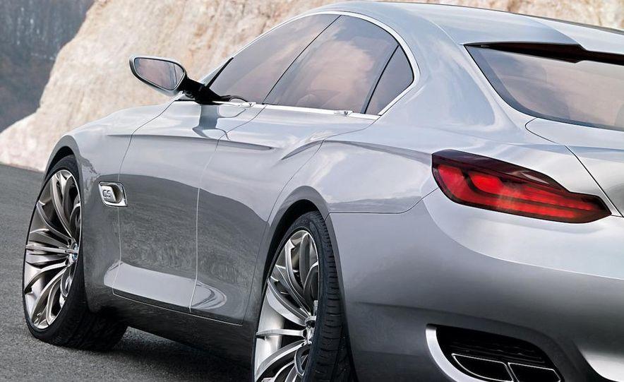 BMW Concept CS - Slide 15