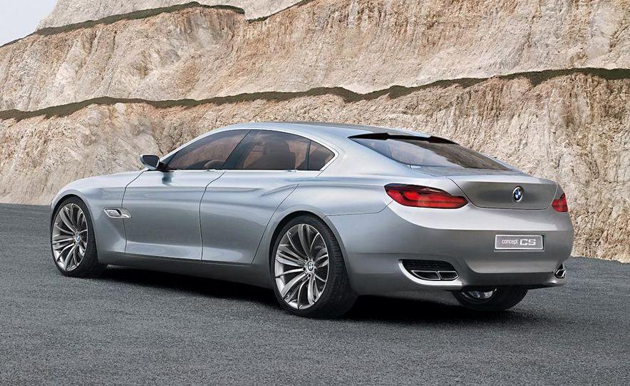 BMW Concept CS - Slide 16