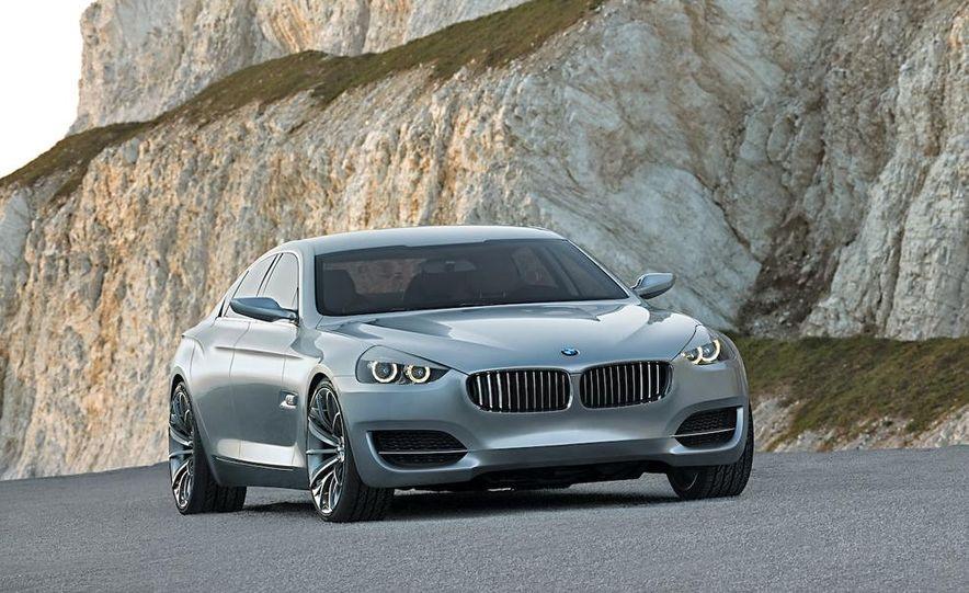 BMW Concept CS - Slide 21