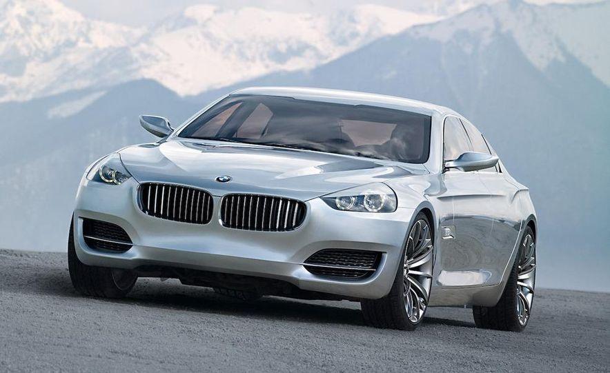 BMW Concept CS - Slide 22