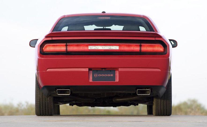 2009 Dodge Challenger R/T - Slide 39