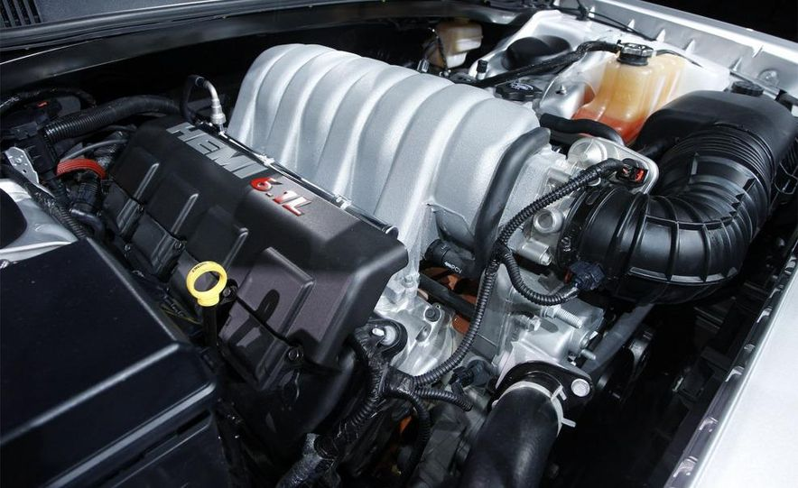 2009 Dodge Challenger R/T - Slide 23