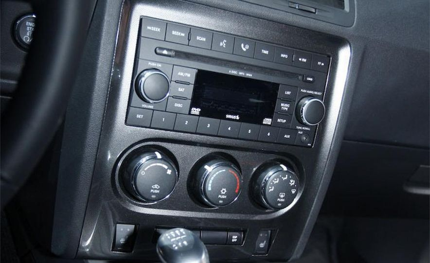 2009 Dodge Challenger R/T - Slide 20
