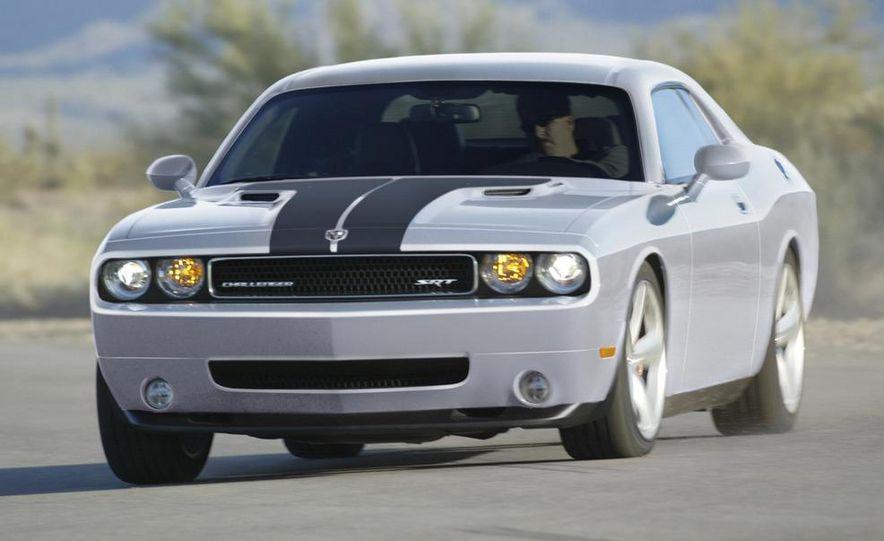 2009 Dodge Challenger R/T - Slide 52