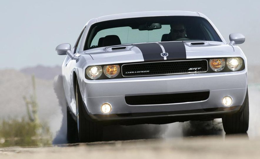 2009 Dodge Challenger R/T - Slide 55
