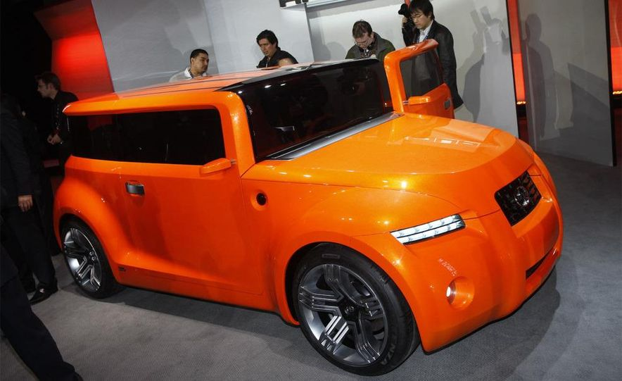 Scion Hako Coupe concept - Slide 1