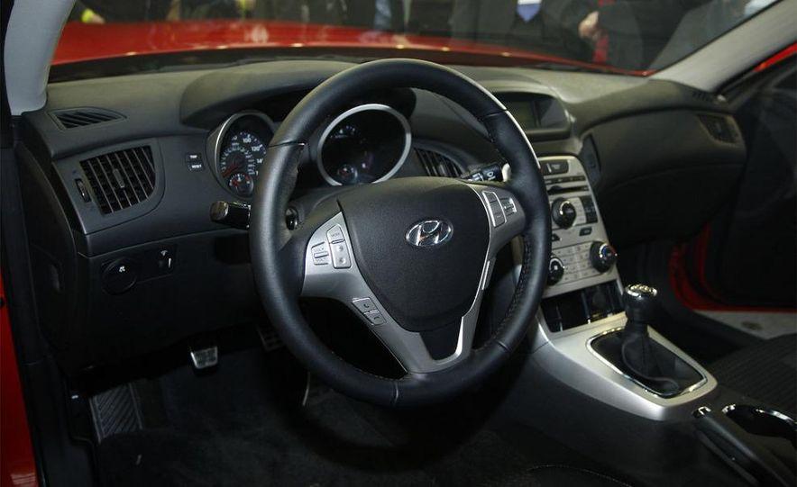 2010 Hyundai Genesis coupe - Slide 41