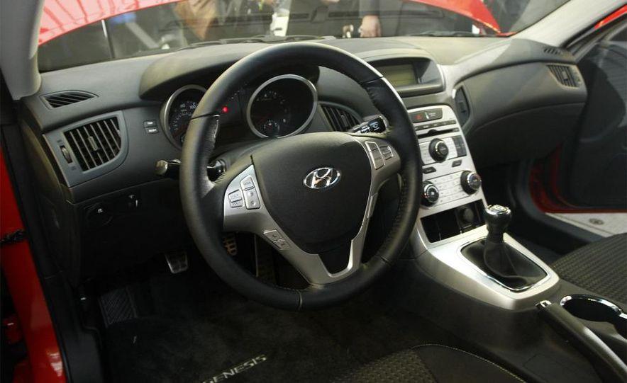 2010 Hyundai Genesis coupe - Slide 44