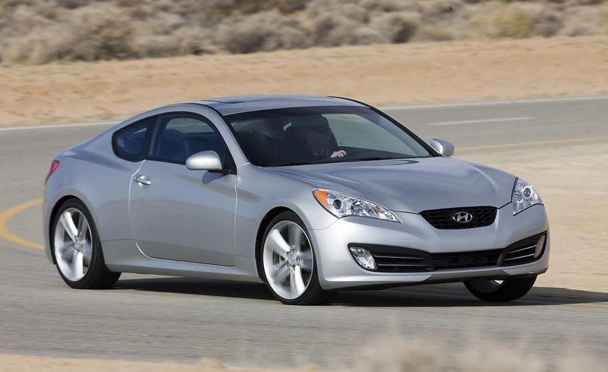 2010 Hyundai Genesis coupe - Slide 33