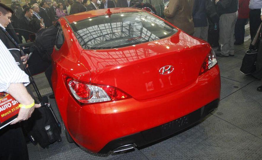 2010 Hyundai Genesis coupe - Slide 38