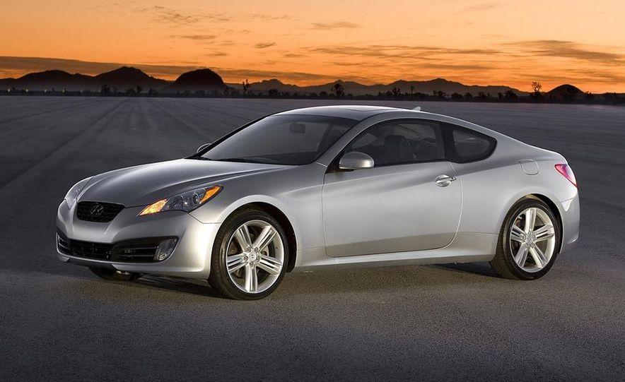 2010 Hyundai Genesis coupe - Slide 28