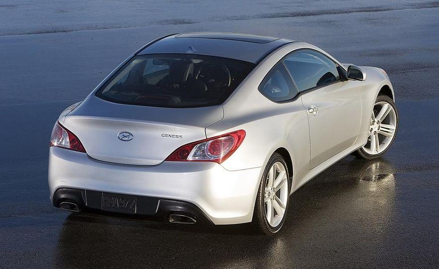 2010 Hyundai Genesis coupe - Slide 30