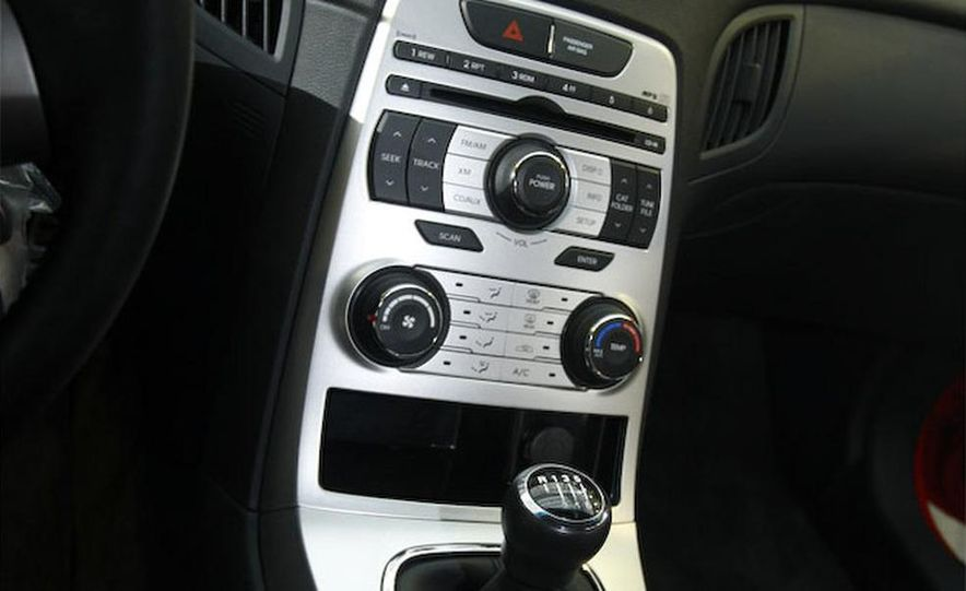 2010 Hyundai Genesis coupe - Slide 42