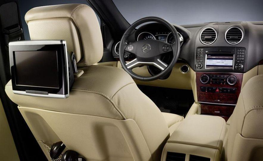 2009 Mercedes-Benz ML320 BlueTec - Slide 35