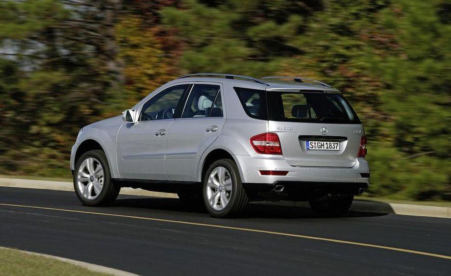 2009 Mercedes-Benz ML320 BlueTec - Slide 22